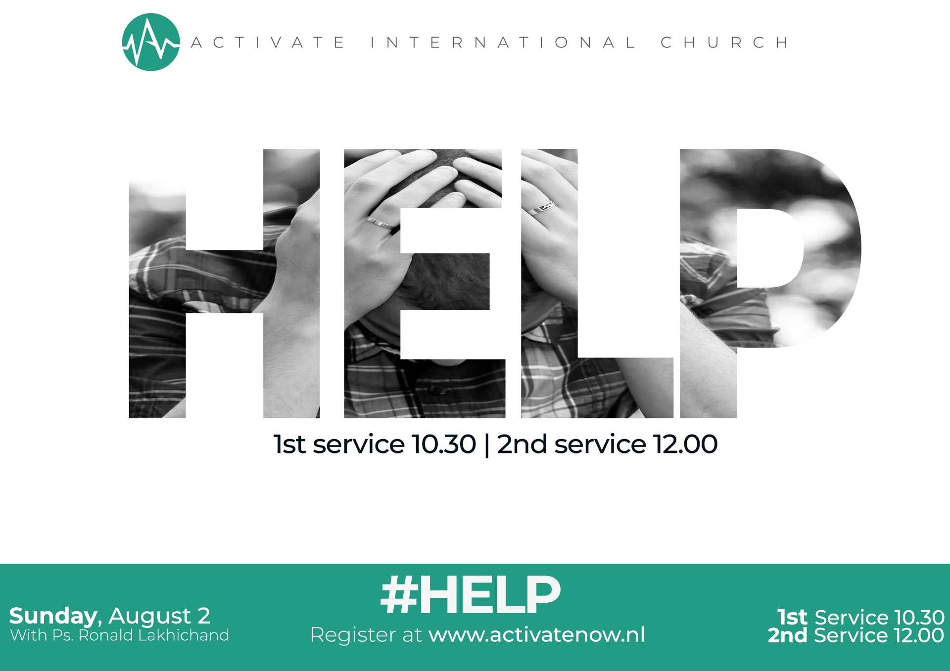 Services: 10.30 & 12.00