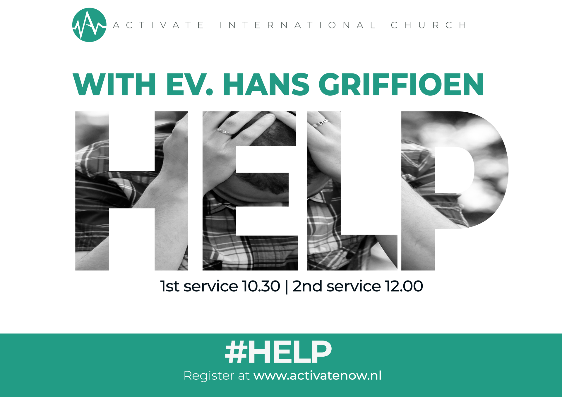 Services NL: 10.30 | ENG: 12.00